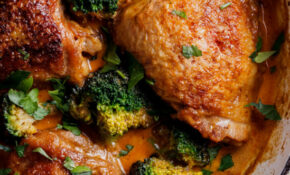 Easy Coconut Curry Chicken Thighs – Simply Delicious – Delicious Food Recipes