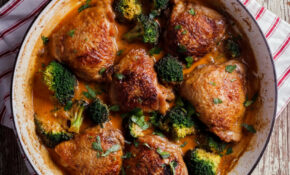 Easy Coconut Curry Chicken Thighs – Simply Delicious – Recipes Using Chicken Thighs