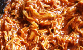 Easy Crock Pot BBQ Chicken – Bbq Recipes Chicken
