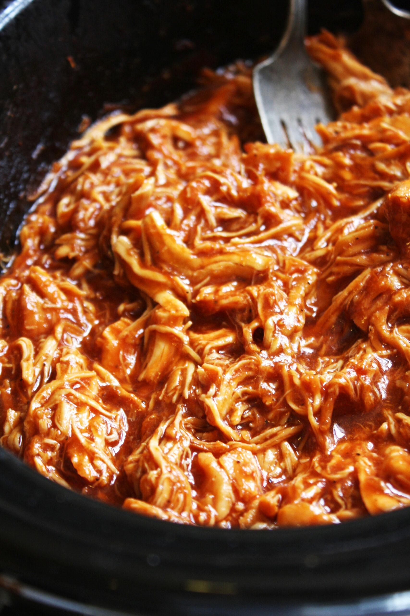 Easy Crock-Pot BBQ Chicken - bbq recipes chicken