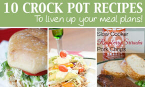 Easy Crockpot Meals – Good Food And Family Fun – Healthy Easy Crockpot Recipes