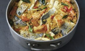 Easy Curried Fish Stew | Jamie Oliver – Recipes Jamie's Quick And Easy Food