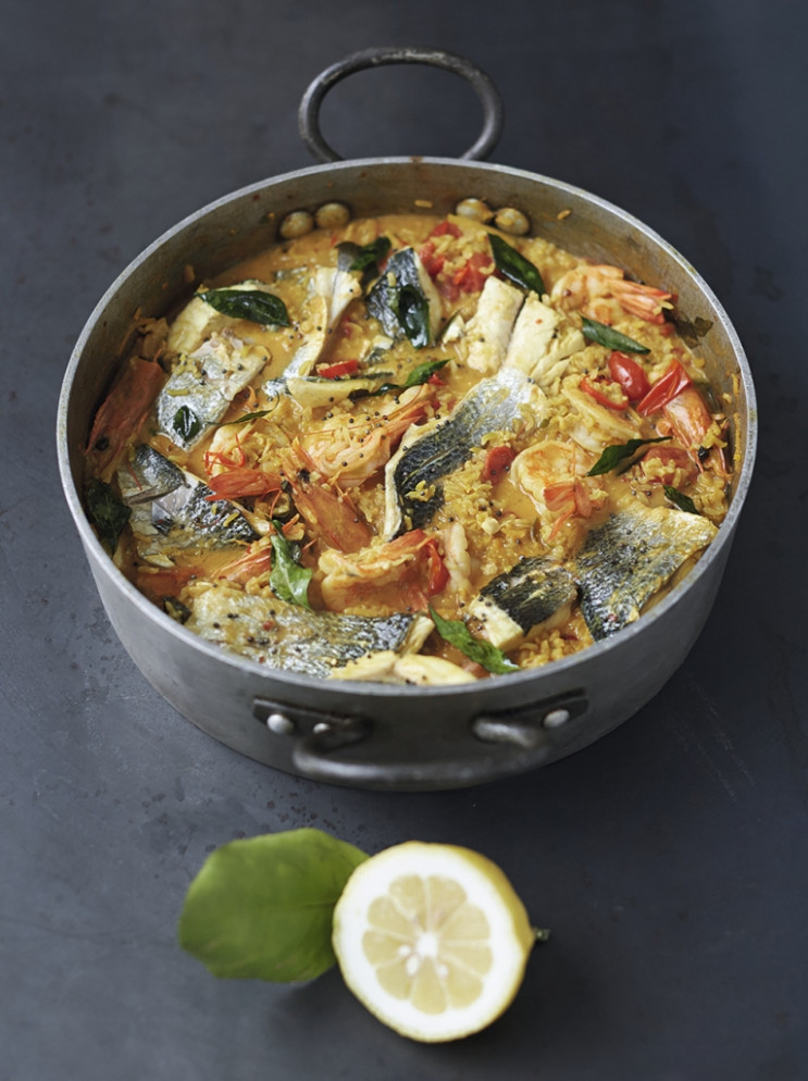 Easy Curried Fish Stew | Jamie Oliver - Recipes Jamie's Quick And Easy Food