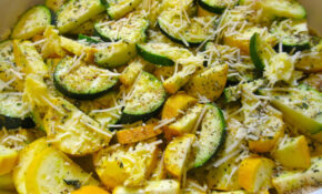 Easy & Delicious Mediterranean Baked Zucchini And Yellow Squash – Yellow Squash Recipes Vegetarian