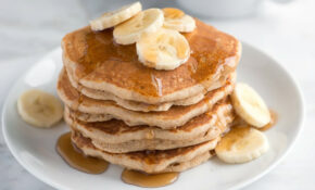 Easy, Delicious Whole Wheat Pancakes – Recipes Pancakes Healthy