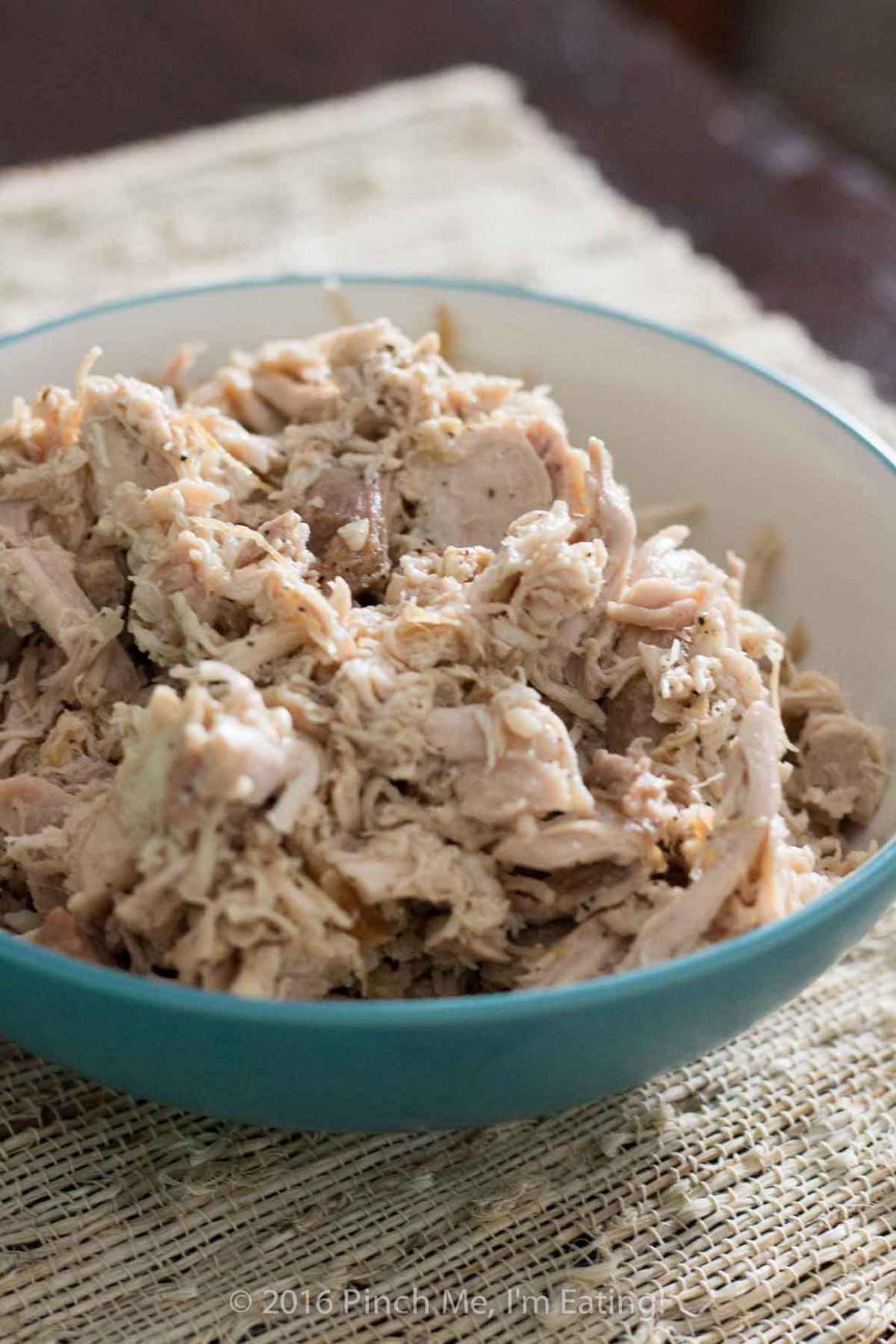 Easy Diced Or Shredded Chicken For Recipes - Recipes Pulled Chicken