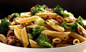Easy Dinner Recipes: Three Great Pasta Dishes That Come ..