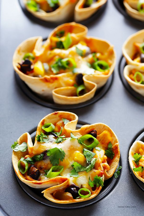 Easy Enchilada Cups | Snack & Appetizer Recipes ..