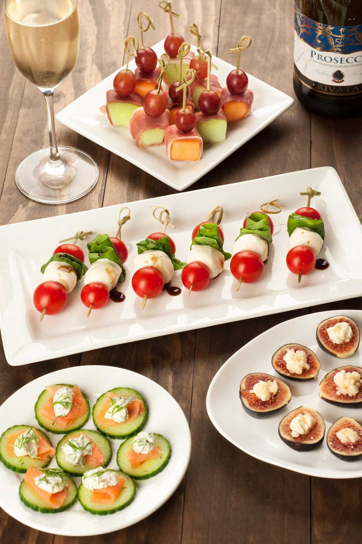 Easy Entertaining: A No-Cook Appetizer Party | Food - easy finger food recipes