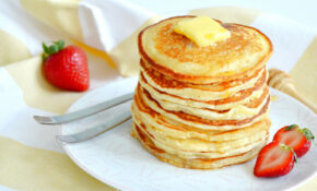 Easy Fluffy American Pancakes | Del's Cooking Twist – Healthy Recipes Yummly
