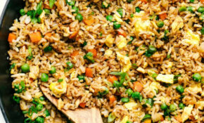 Easy Fried Rice – Recipes Easy Vegetarian Rice