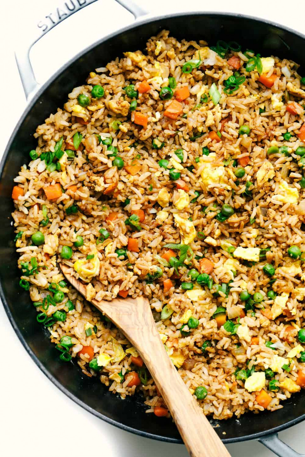 Easy Fried rice - recipes easy vegetarian rice