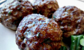 Easy Grain Free Venison Meatballs | Recipe | THM S Meals ..