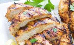 Easy Grilled Chicken Recipe – Grill Recipes Chicken