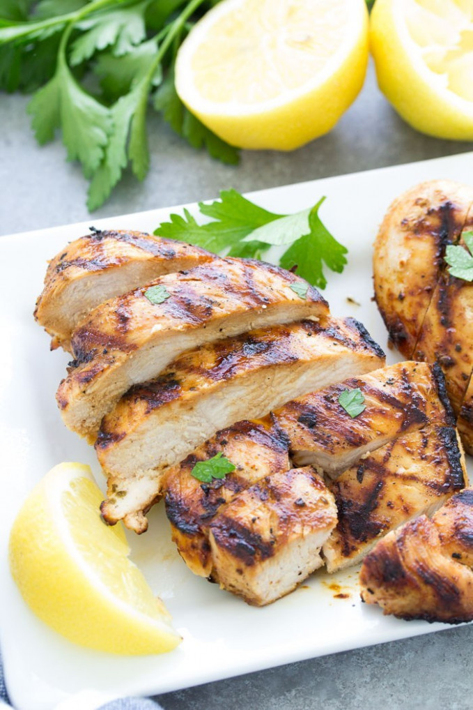 Easy Grilled Chicken Recipe - Grill Recipes Chicken