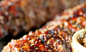Easy Grilled Honey Garlic Ribs – Grilled Food Recipes