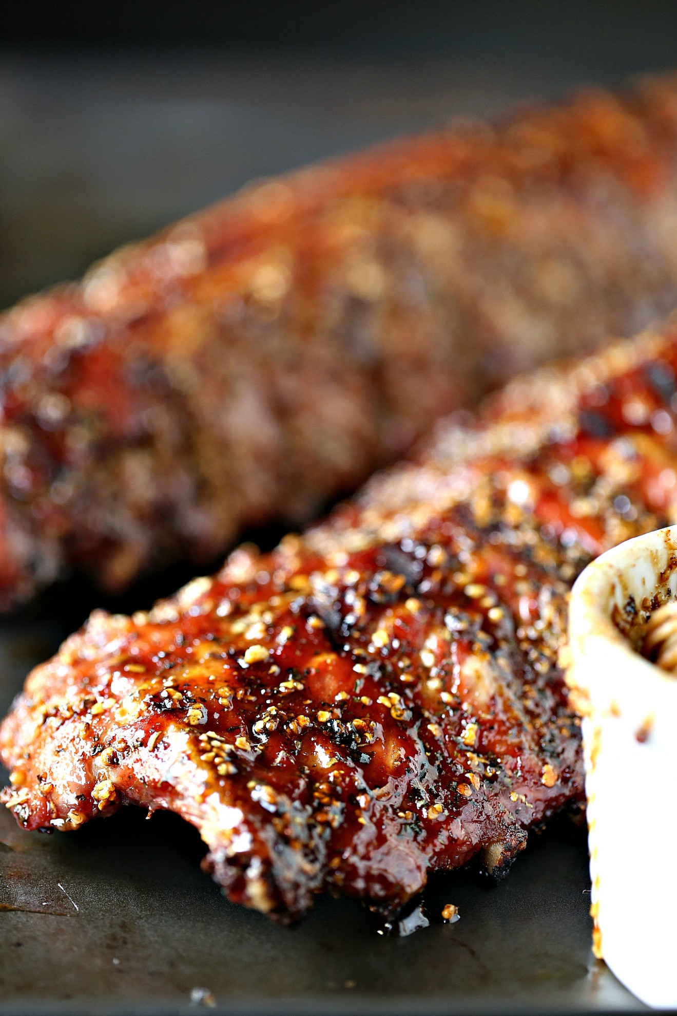 Easy Grilled Honey-Garlic Ribs - grilled food recipes