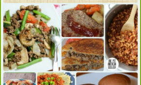 Easy Ground Beef Dinner Recipes | Cook Eat Go Favorite ..