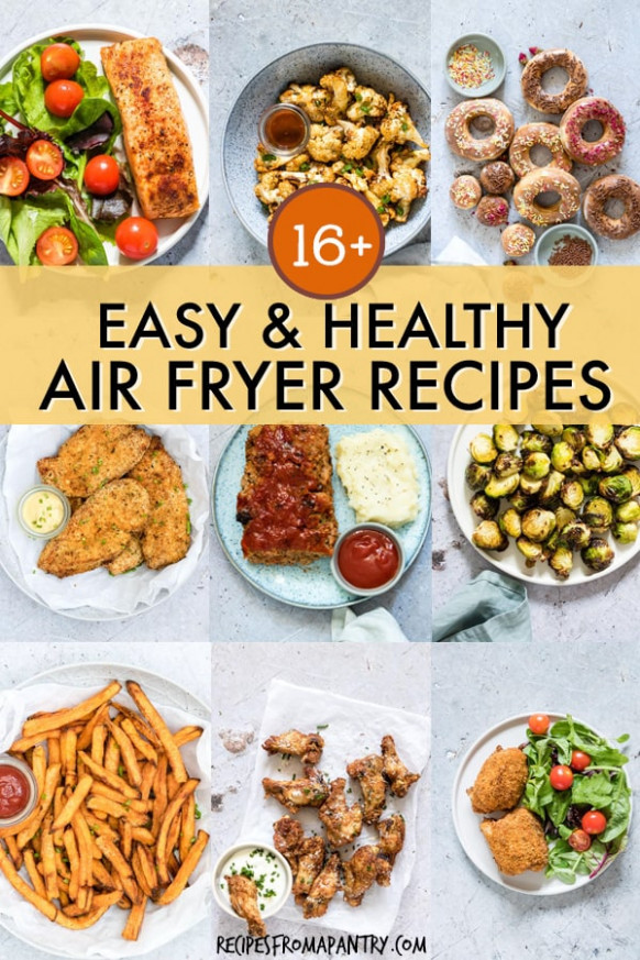 Easy Healthy Air Fryer Recipes {Weight Watchers, Under 425 ..