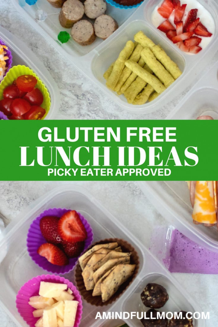 Easy & Healthy Gluten Free Lunch Ideas For Kids | A Mind ..
