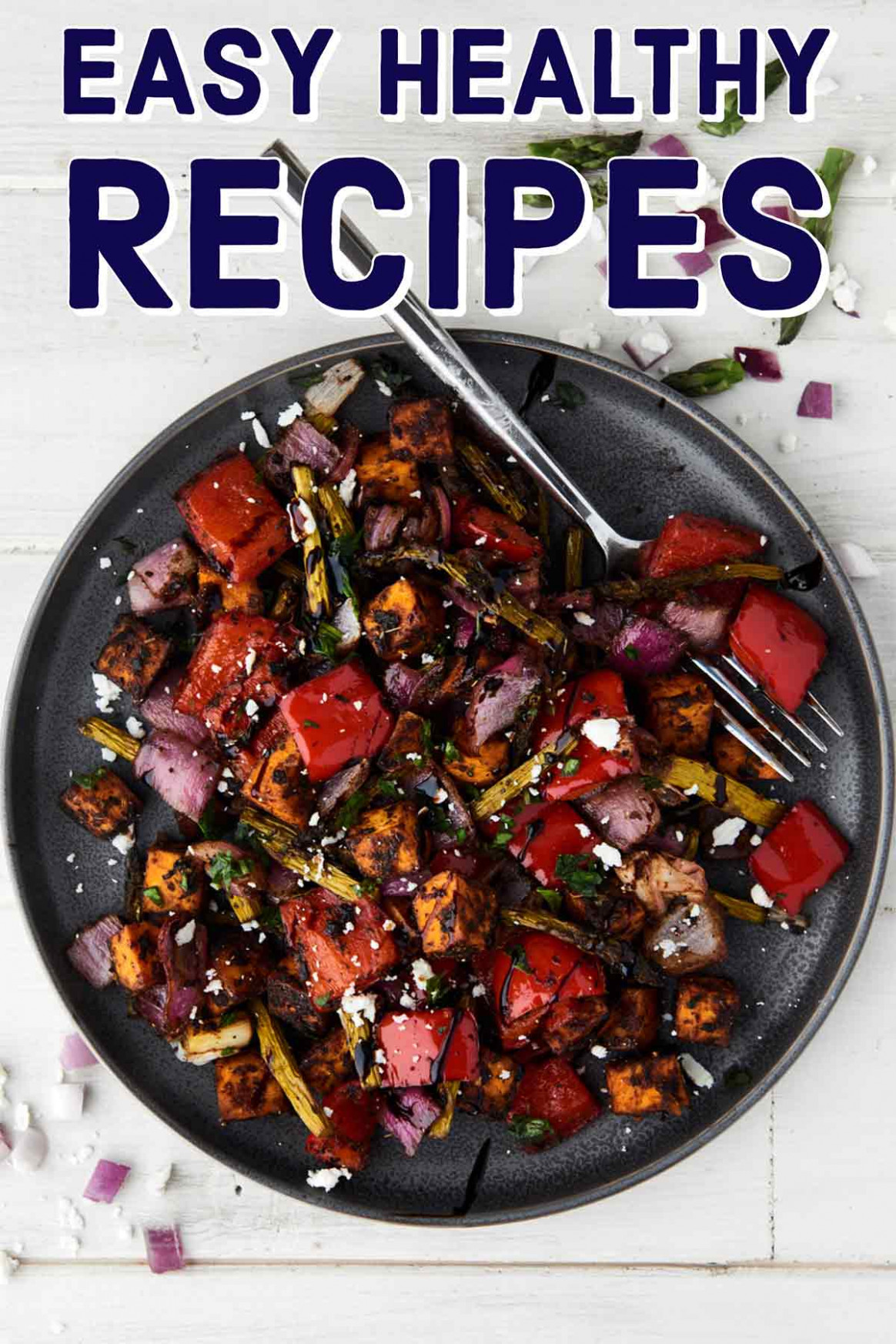 Easy Healthy Recipes 15 - Show Me The Yummy - Recipes That Can Be Made Vegetarian