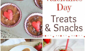Easy, Healthy Valentine's Day Treats And Snacks – Two ..