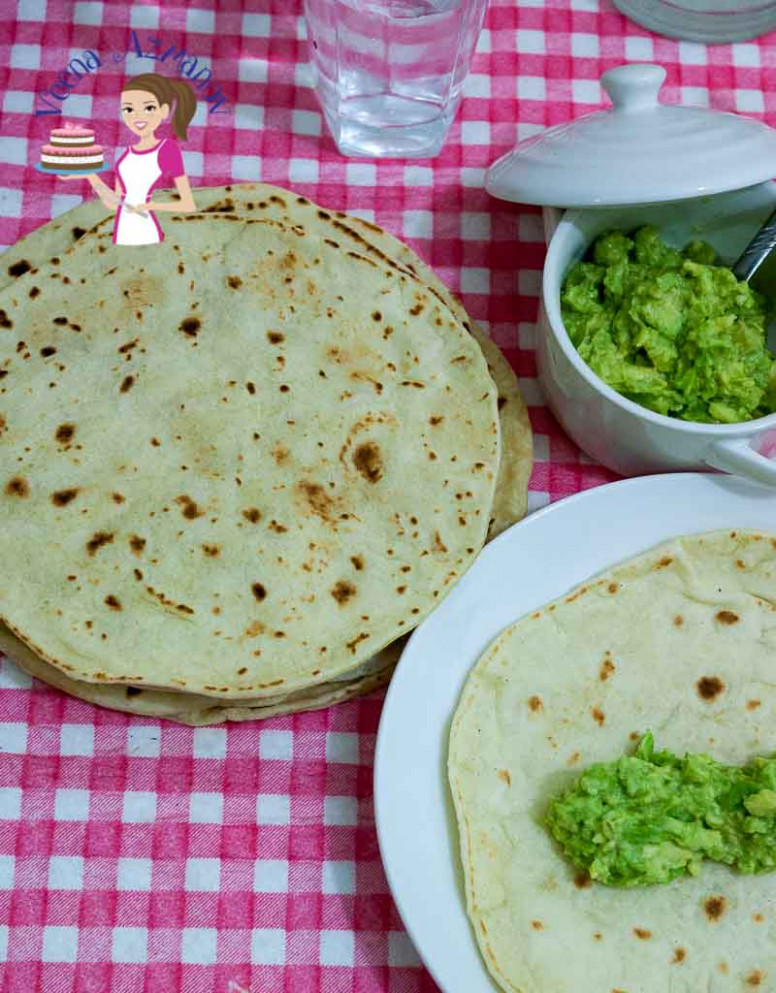 Easy Homemade Healthy Flour Tortilla Recipe - recipes using corn tortillas healthy