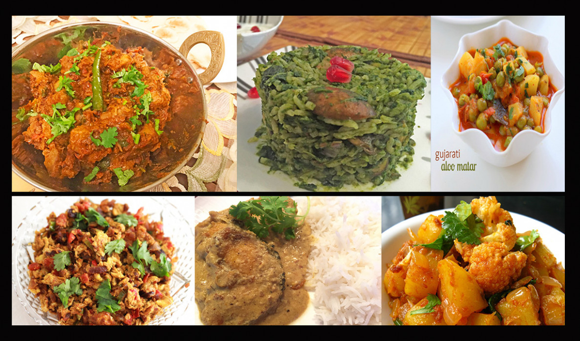 Easy Indian 15 Course Dinner Menu - dinner recipes easy indian