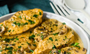 Easy Instant Pot Chicken Marsala – Mommy's Home Cooking – Instant Pot Easy Recipes Dinner