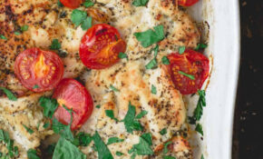 Easy Italian Baked Chicken Recipe (with Video) | The ..
