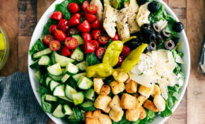 Easy Italian Salad – Recipes Dinner Italian