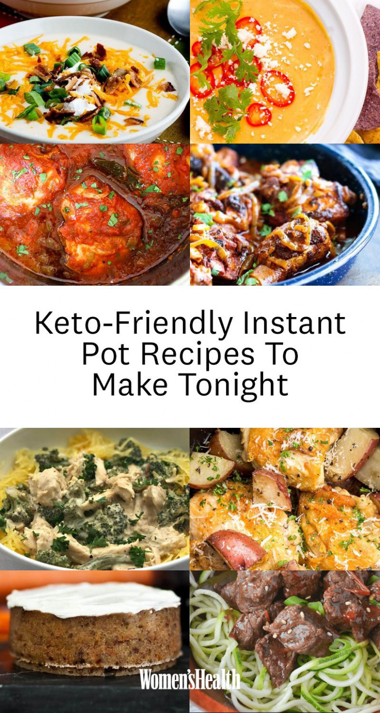 Easy Keto Instant Pot Recipes, From Carnitas to Crème Brulee ..