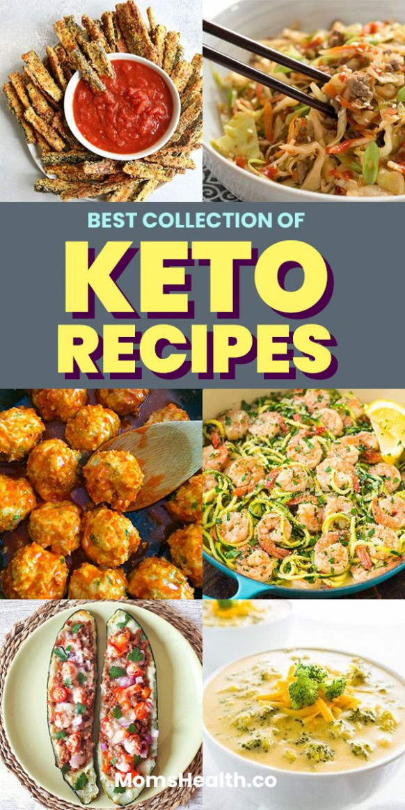 Easy Keto Recipes For Beginners - Best Keto Dinner Recipes ..