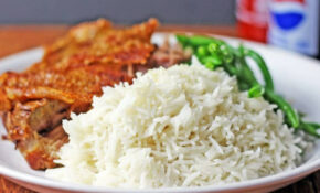 Easy Light Coconut Rice – Dinner, Then Dessert – Recipes Rice Dinner