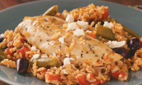 Easy Mediterranean Chicken – Mediterranean Recipes Dinner