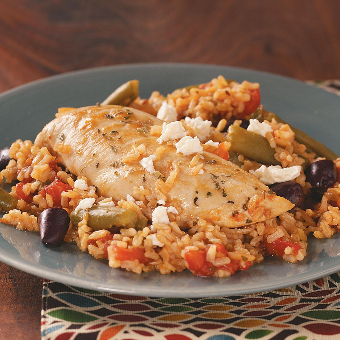 Easy Mediterranean Chicken - Mediterranean Recipes Dinner