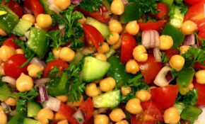 Easy Mediterranean Chickpea Salad – Healthy Recipes Simple