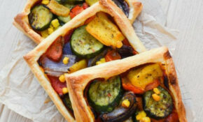 Easy Mediterranean Tart | Recipe | Projects To Try | Food ..