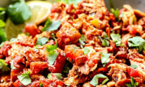 EASY Mexican Chicken – Recipes Diced Chicken