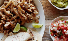 Easy Mexican Shredded Chicken – What's Gaby Cooking – Chow Hub – Recipes For Shredded Chicken