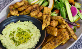 Easy Middle Eastern Recipes: Chicken Shawarma, Fries And ..