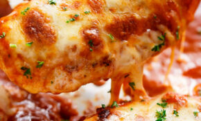 Easy Mozzarella Chicken Recipe (Low Carb Chicken Parm ..