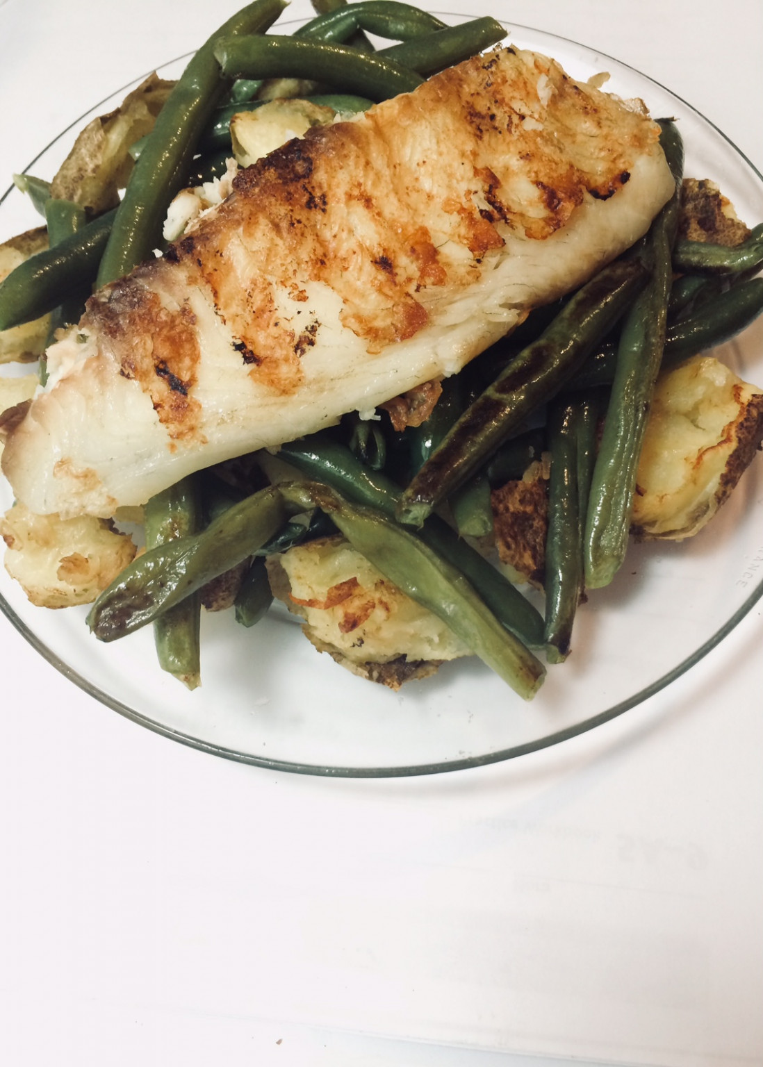 Easy One-Pot Tilapia Dinner - dash diet recipes dinner