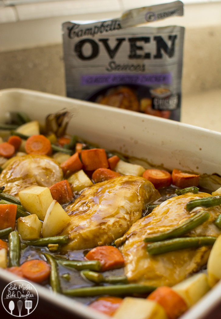 Easy Oven Roasted Chicken Breast - Recipes Ideas For Chicken Breast