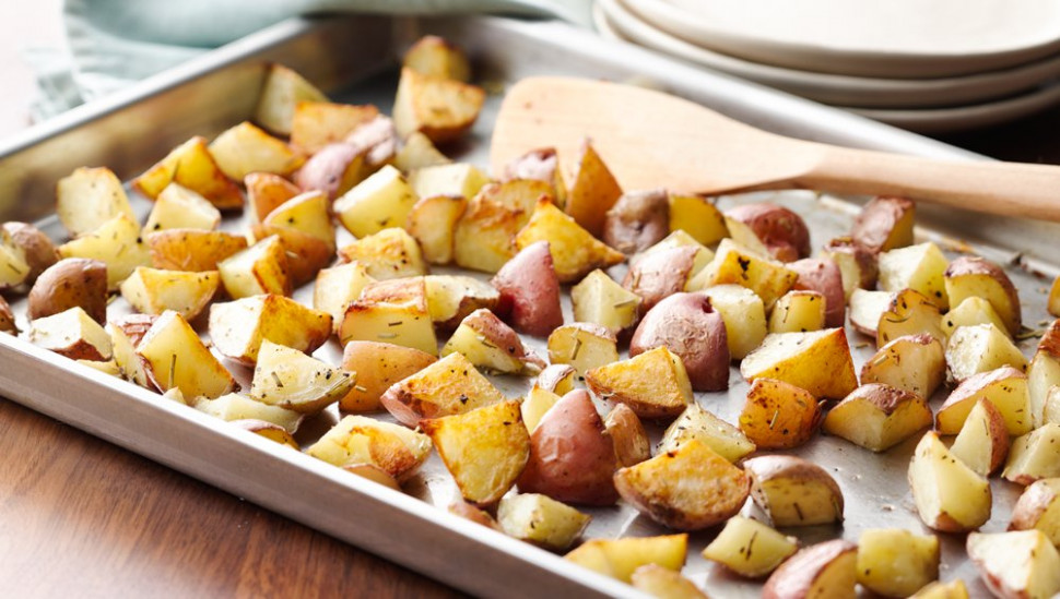 Easy Oven Roasted Potatoes Recipe From Pillsbury