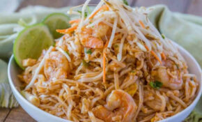 Easy Pad Thai – Dinner, Then Dessert – Authentic Thai Food Recipes With Pictures