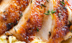 Easy Pan Roasted Chicken Breasts With Thyme – Chicken Recipes Easy To Cook