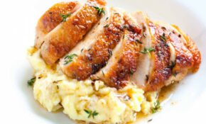 Easy Pan Roasted Chicken Breasts With Thyme – Easy Recipes Chicken