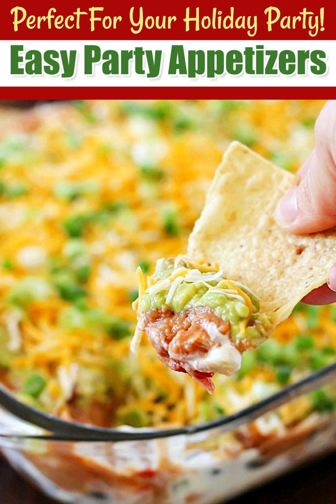 Easy Party Appetizers For a Crowd - 15 Insanely Good Crowd ..