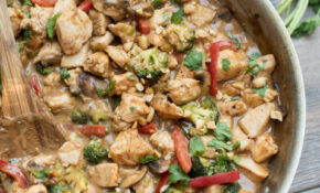 Easy Peanut Chicken Stir Fry – Stir Fry Recipes Chicken